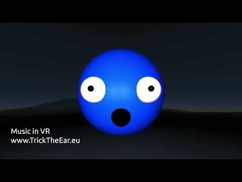 Composer Gary Rushton for Trick the Ear - Music in VR